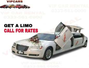 Rent a Limo islamabad