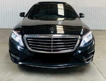 Rent a Mercedes S400 islamabad