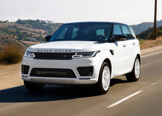 Range Rover For Rent In Islamaabd